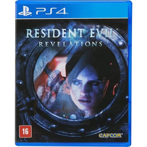 Game Resident Evil Revelations - Switch