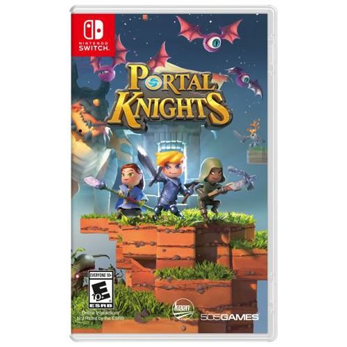 Game Portal  Knights - Switch