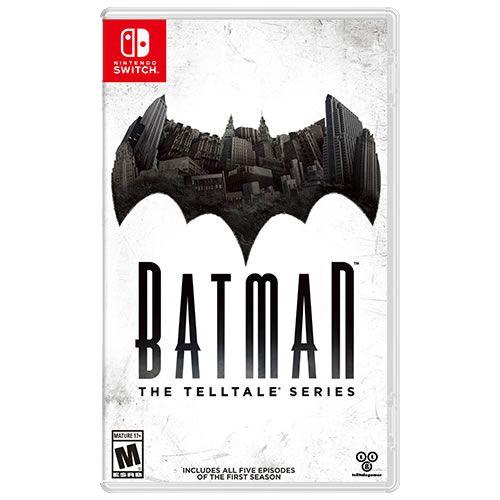 Game Batman The Telltale Series - Switch