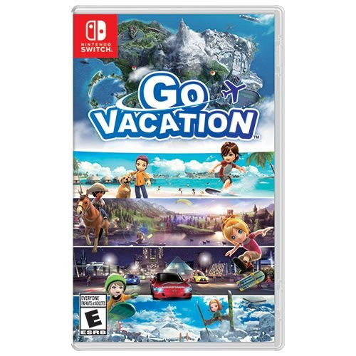 Game Go Vacation - Switch