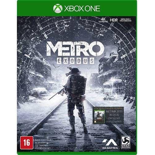 Game Metro Exodus - Xbox One