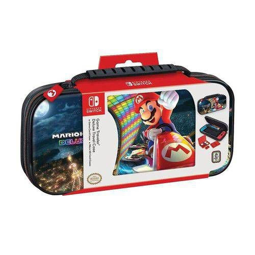 Nintendo Switch Deluxe Travel Case Mario Kart 8 - Switch