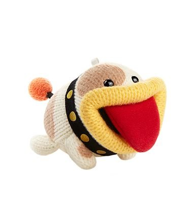 Amiibo Poochy Yoshi's Woolly World Series - Nintendo