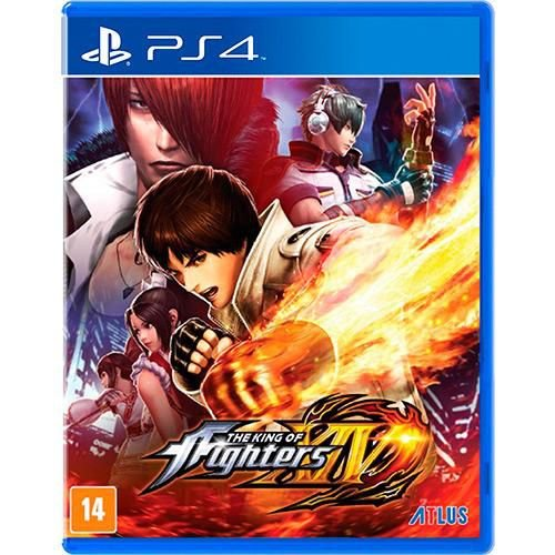 Game The King of Fighters XIV - PS4