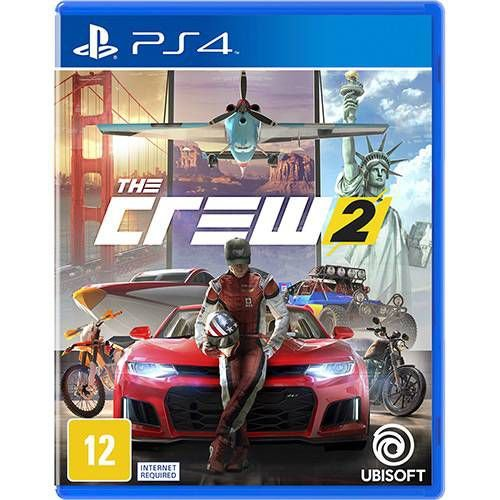 Game The Crew 2 - PS4