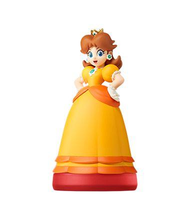 Amiibo Daisy Super Mario Bros Series - Nintendo