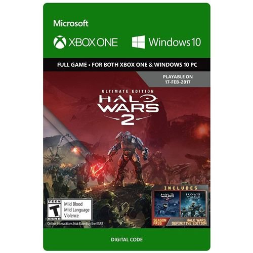 Game Halo Wars 2 Ultimate Edition - Xbox One / Windows 10