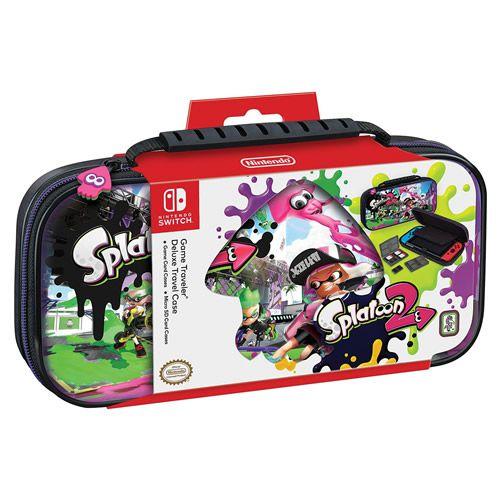 Nintendo Switch Deluxe Travel Case Splatoon 2 - Switch