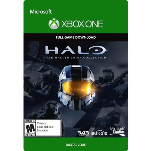 Game Halo The Master Chief Collection - Xbox One