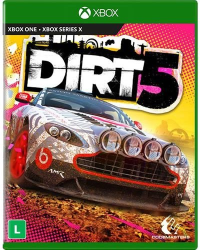 Game Dirt 5 - Xbox One / Series [Pré-venda]