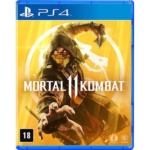 Game Mortal Kombat 11 - PS4