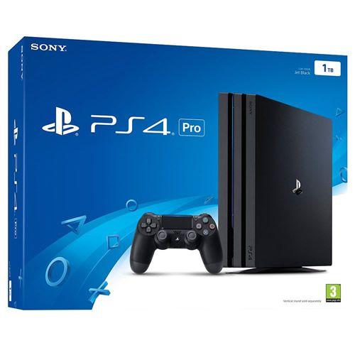 Console PS4 1TB Pro CUH7115B - Sony