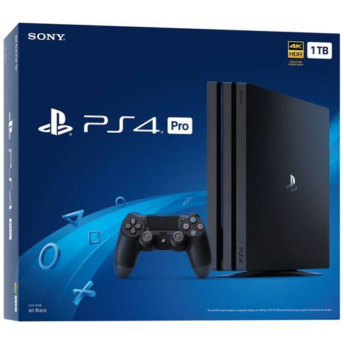 Console PS4 1TB Pro CUH7215B - Sony