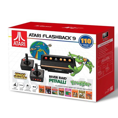 Console Atari Flashback 9 110 Jogos