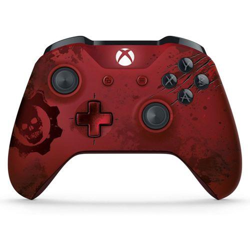 Controle Sem Fio Xbox One Edição Limitada Gears of War 4 - Microsoft [usado]