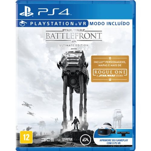 Game Star Wars Battlefront Ultimate Edition VR - PS4