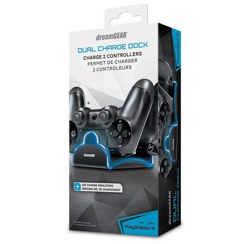 Dual Charge Dock PS4 - DreamGear