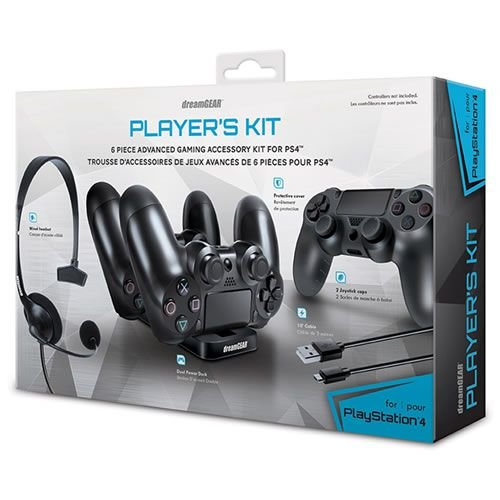 Player's Kit DreamGear - PS4