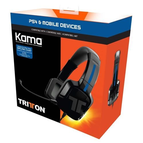 Tritton Kunai Stereo Headset PS4 - Tritton