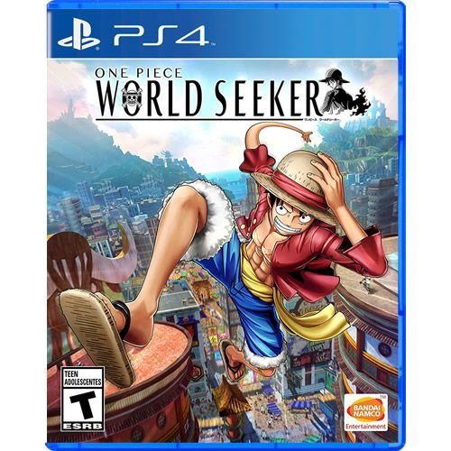 Game One Piece World Seeker - PS4