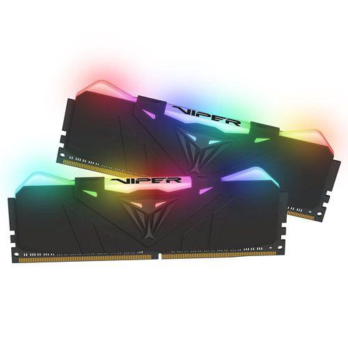 Memória Viper 16GB DDR4 3000mhz RGB 2x 8GB - Patriot