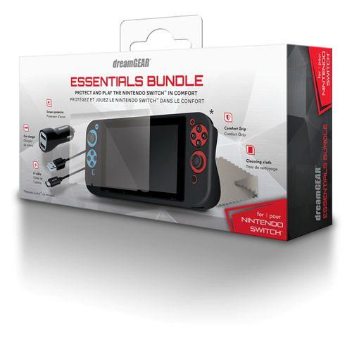 DreamGear Essentials Bundle - Switch
