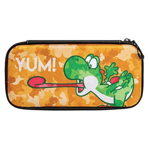 Switch Slim Travel Case Yoshi Camo Edition PDP - Switch