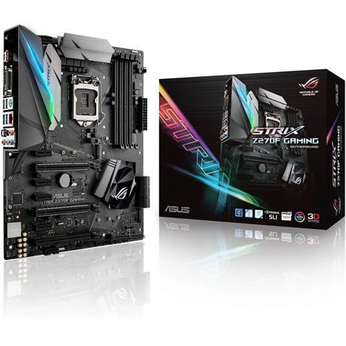 Placa-mãe Gaming Z270 Intel LGA-1151 ATX com Aura Sync RGB LED [usado]