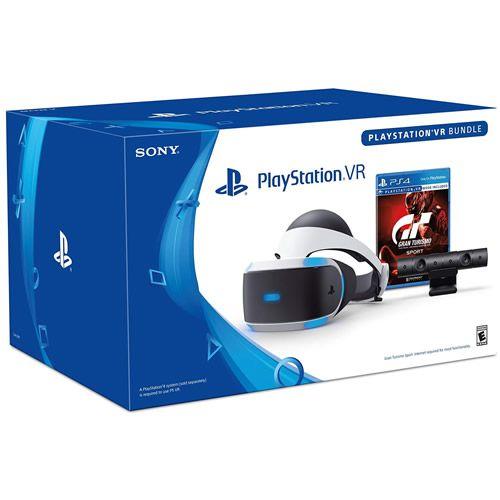 Playstation VR Gran Turismo Sport Bundle - Sony