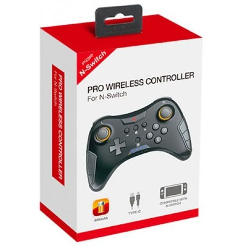 Controle Sem Fio Pro Nintendo Switch - Dobe