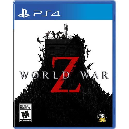 Game World War Z The Game - PS4