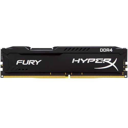 Memória Kingston HyperX FURY 4GB 2400Mhz DDR4 CL15 Black - Kingston