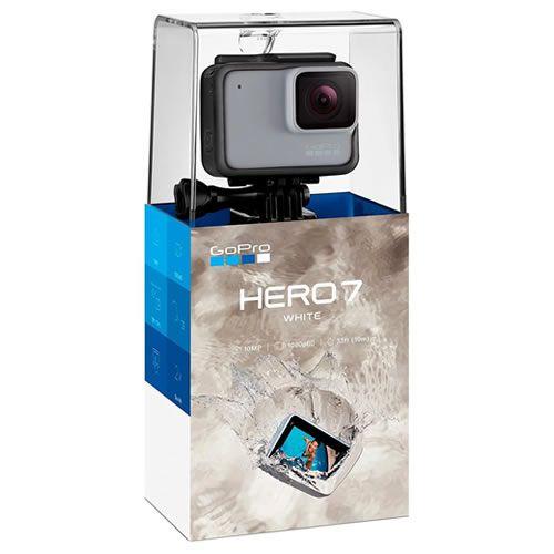 GoPro Hero 7 White 10MP 1080p 60fps - GoPro