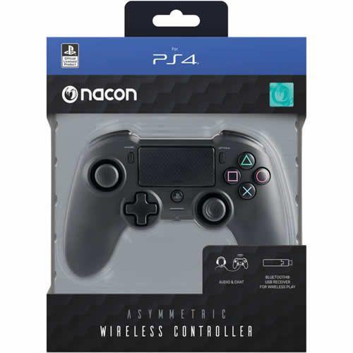 Controle Sem Fio Nacon Asymmetric PS4 - Nacon