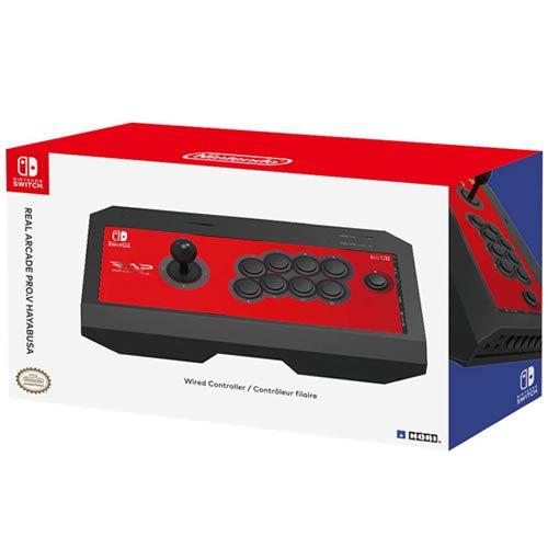 Real Arcade Pro V Hayabusa Nintendo Switch - Hori