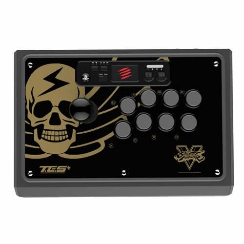 Controle Mad Catz Street Fighter V Arcade FightStick TES+ PS4 / PS3 [usado]