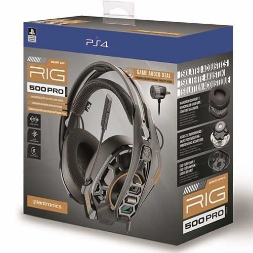 Headset Nacon RIG 500 Pro Limited Edition PS4 / PC