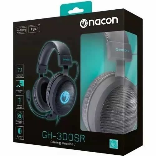 Headset 7.1 Gamer Nacon GH-300SR PS4 - Nacon