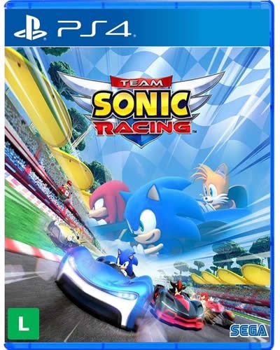 Game Team Sonic Racing - PS4