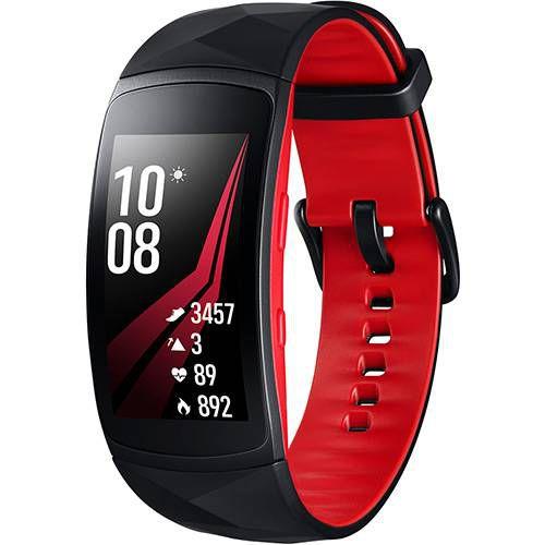 Relógio Gear Fit Pro 2 Vermelho - Samsung
