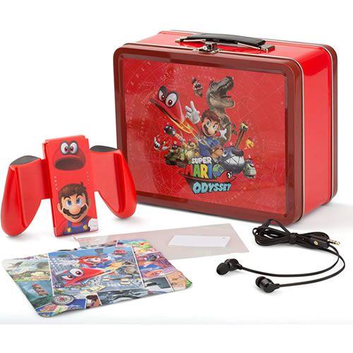 Kit Lunchbox Super Mario Odyssey - PowerA