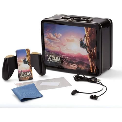 Kit Lunchbox The Legend of Zelda Breath of The Wild - PowerA