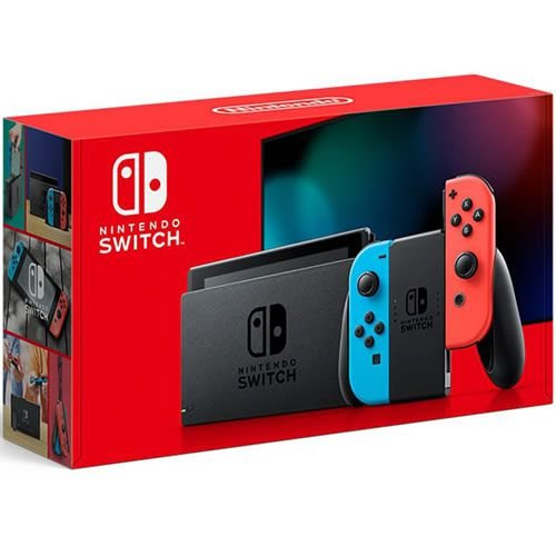 Console Nintendo Switch 32GB Colorido XKW - Nintendo