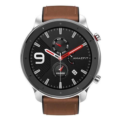 Smartwatch Amazfit GTR Stainless 47mm A1902 - Xiaomi