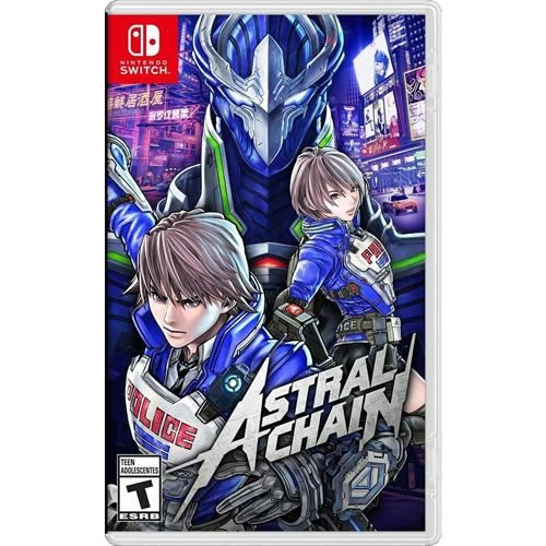 Game Astral Chain - Switch