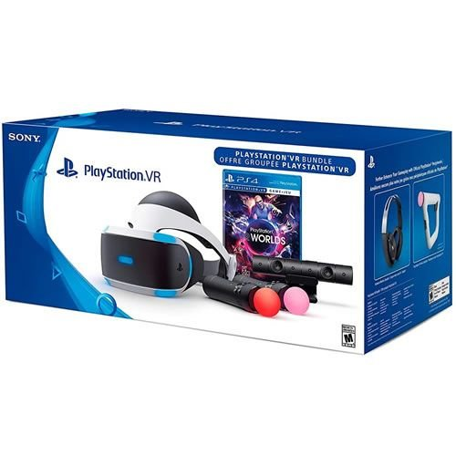 Playstation VR Worlds Bundle - Sony