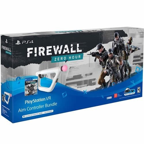 Game Firewall Zero Hour Playstation VR Aim Controller Bundle - Sony