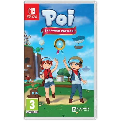 Game Poi Explorer Edition - Switch