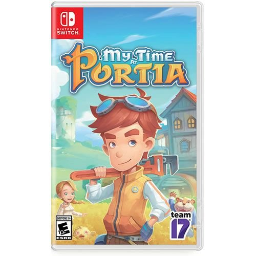 Game My Time at Portia - Switch