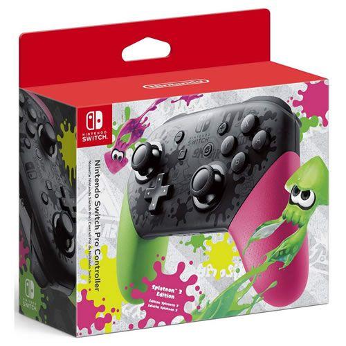 Controle Pro Nintendo Switch Splatoon 2 - Nintendo